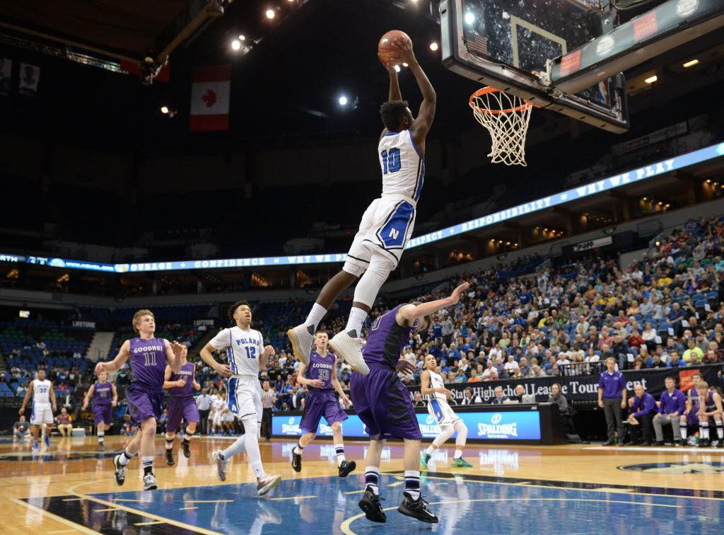 High-octane Minneapolis North pulls away to win 1A championship