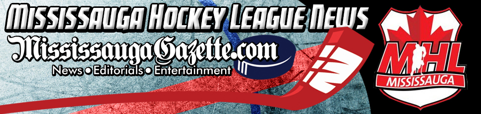 Mississauga Gazette, A Mississauga Newspaper. Mississauga Newspaper - Mississauga News - Mississauga Hockey League Logo