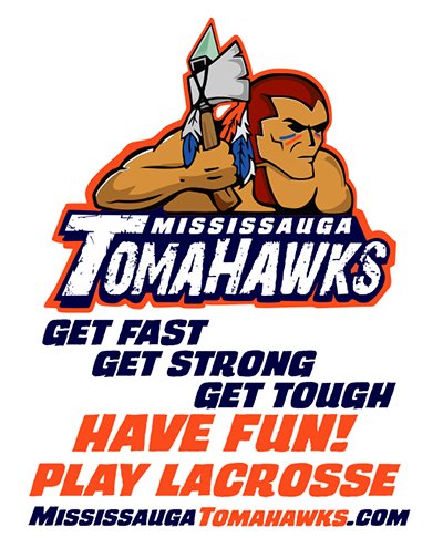 Mississauga Tomahawks Lacrosse Association in Mississauga - The Mississauga Gazette and The Mississauga News