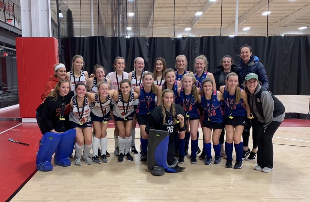 U19 Blue wins Silver at JPI Tournament 12/14-12/15!