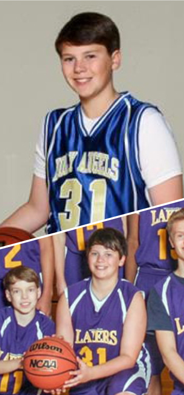 Noah Cierzan Academy of Holy Angels  Class of 2018  Mpls Lakers 2012-2014