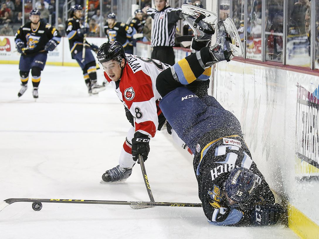 ECHL: Walleye Fall Flat