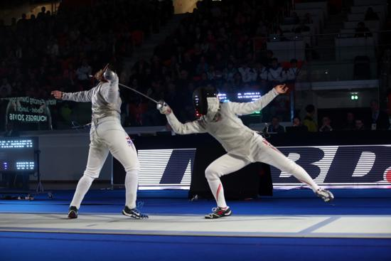Binder Wins Cadet Worlds Leads U S To Three Medals On