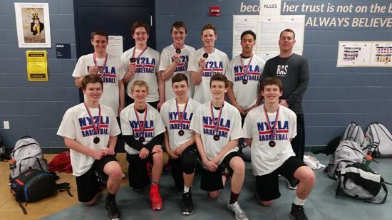 15U Swish N Dish Bronze Champions