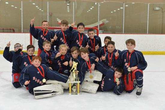 Squirt Division Champions