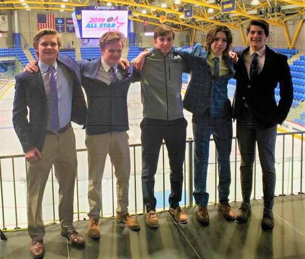 5 players from Jr. Flyers 15U Pure team chosen for AYHL All-Star Game
