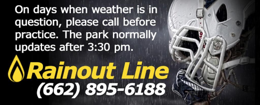 Rainout Line