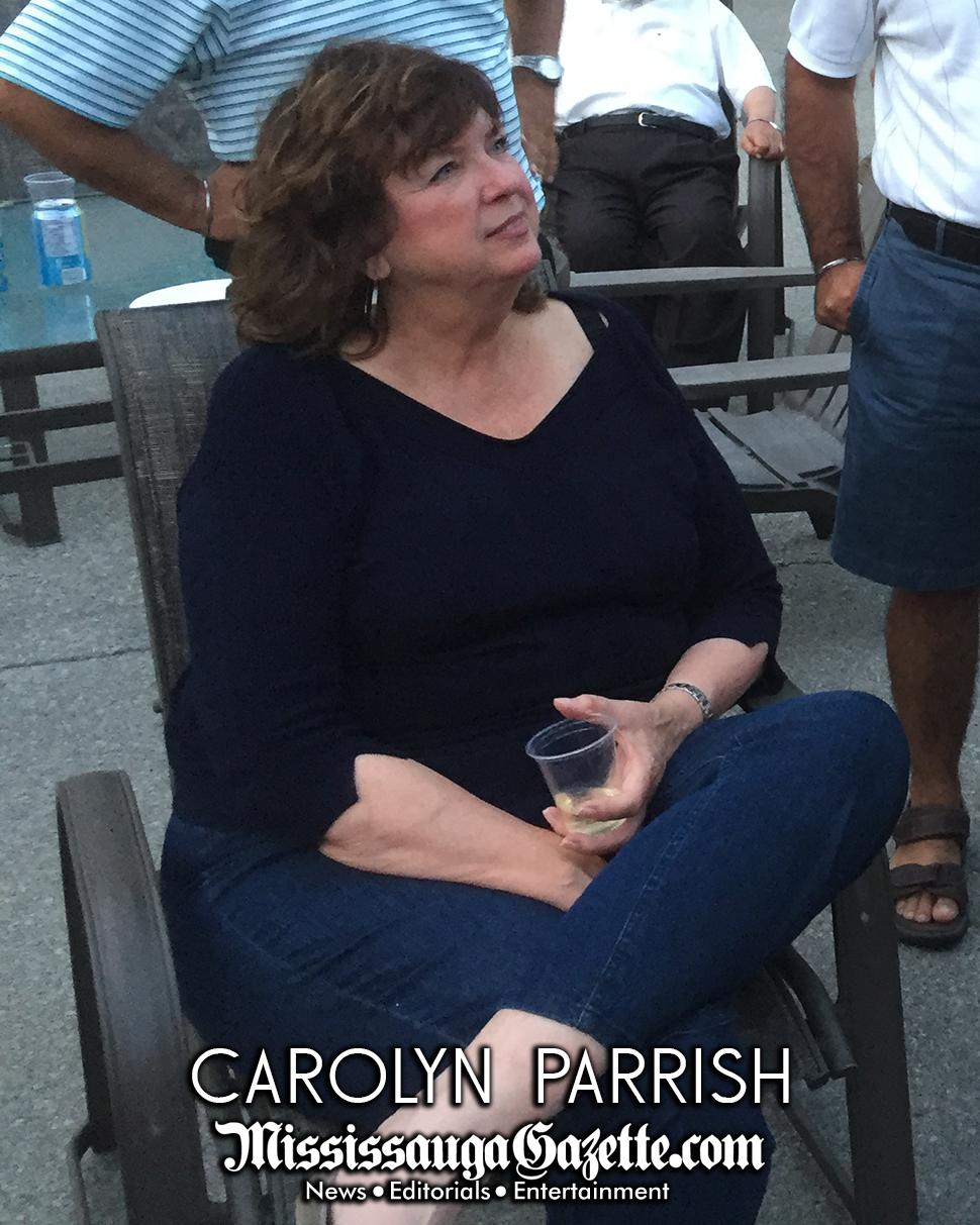 Mississauga City Council Member Caroline Parrish - Ward 5