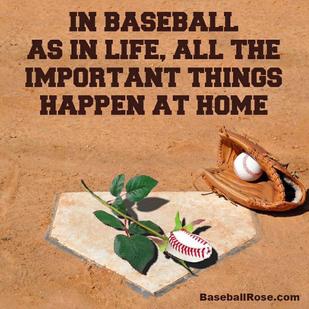 Baseball Life Quotes North Star