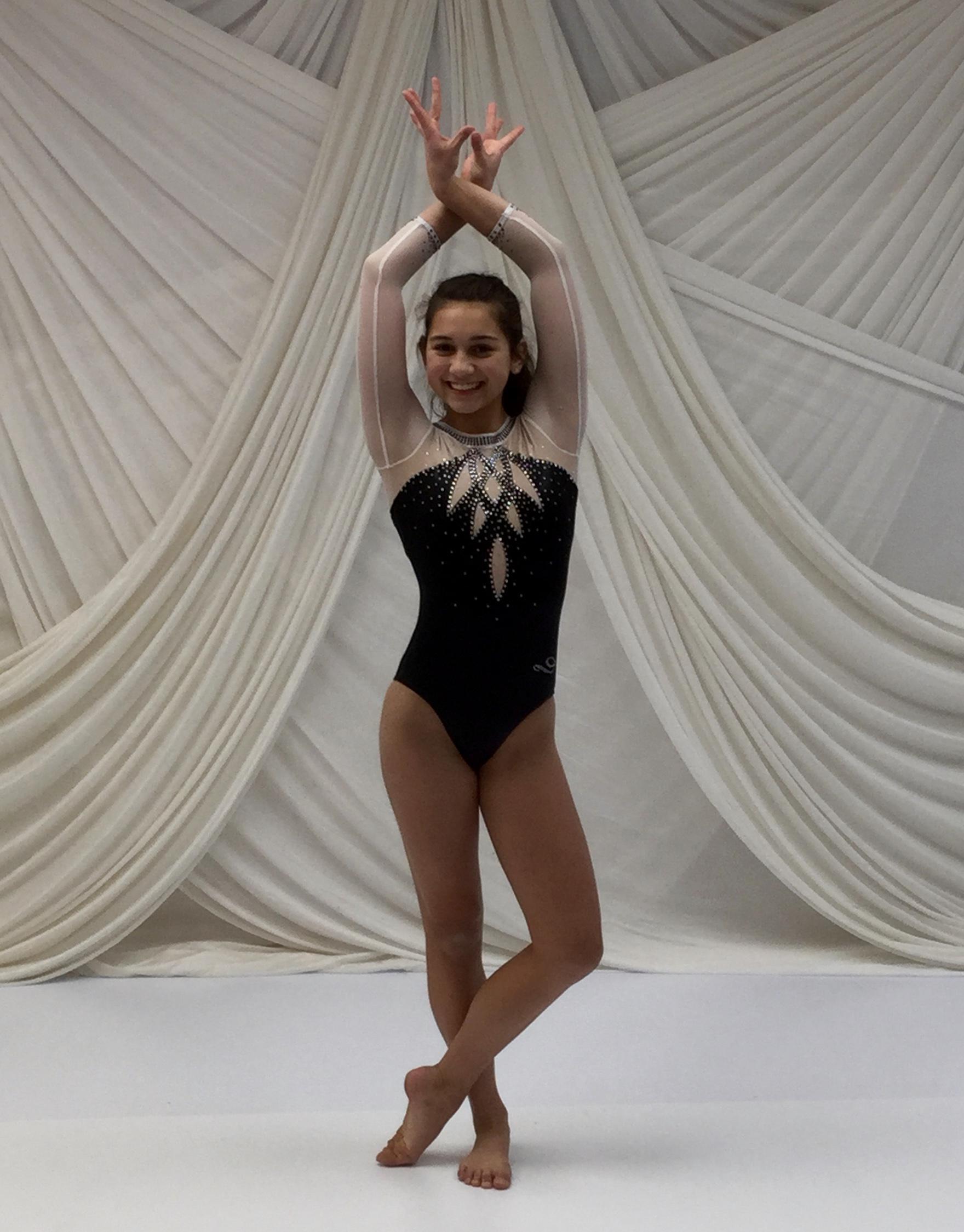 Emma Flips Gymnastics