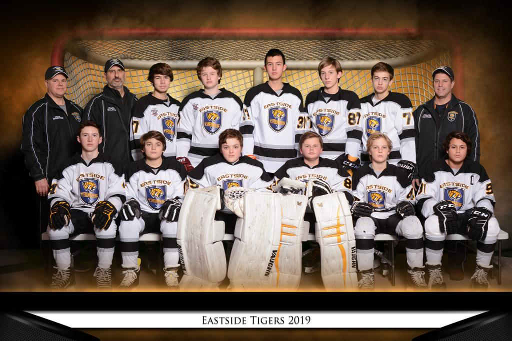 2019 CSHL U14 Bantam AA Playoff Runner-Up