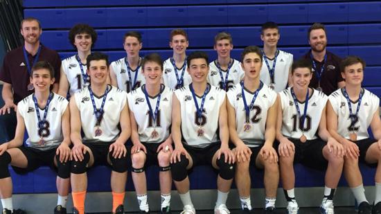 U16 NAVC Griffins Black Men's Team