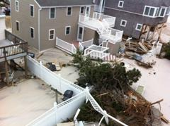 Hurricane Sandy Damages