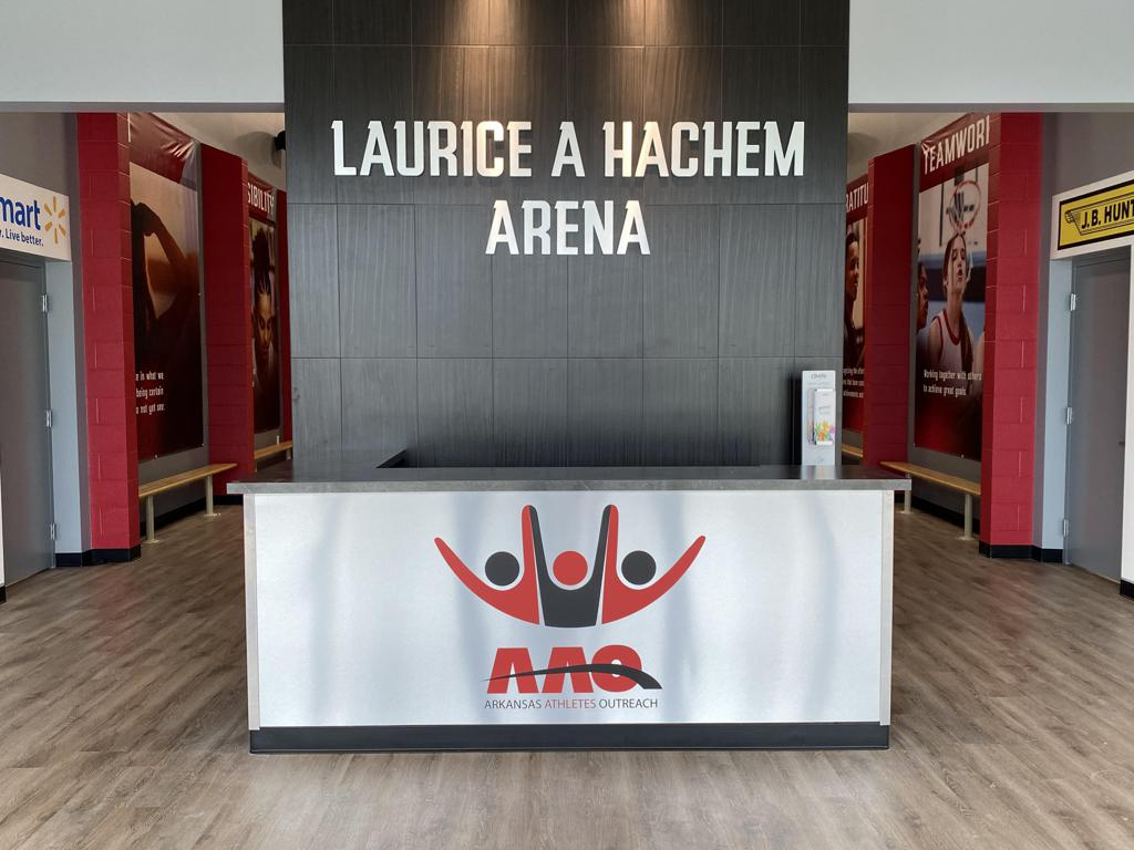 Laurice A. Hachem Arena
