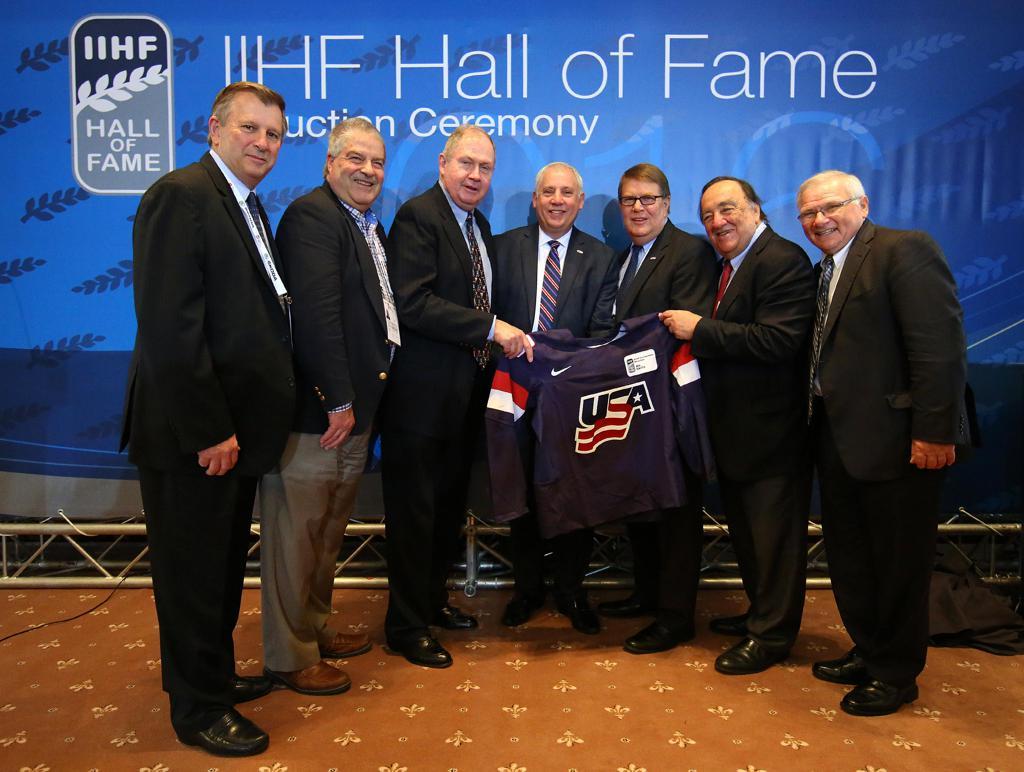 Ben Smith Inducted Into IIHF Hall Of Fame