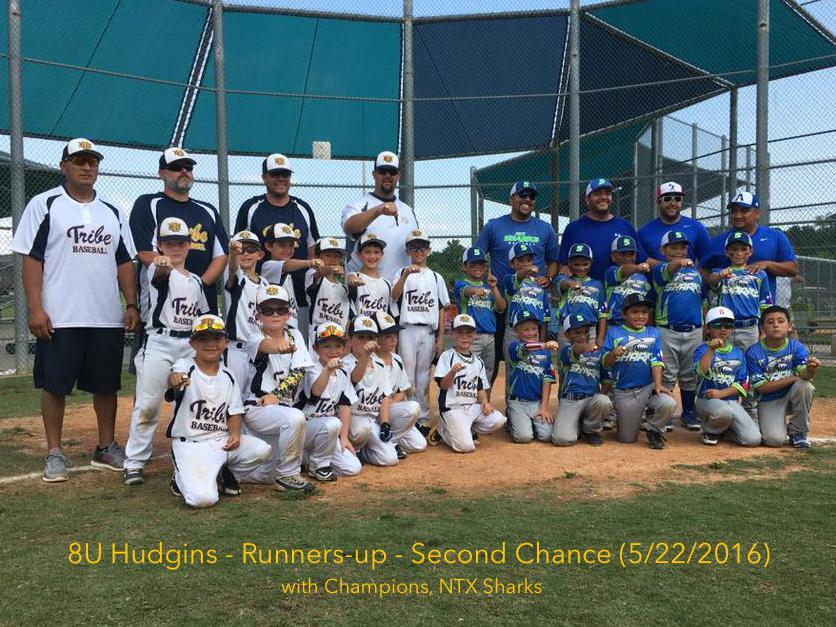 north texas tribe baseball