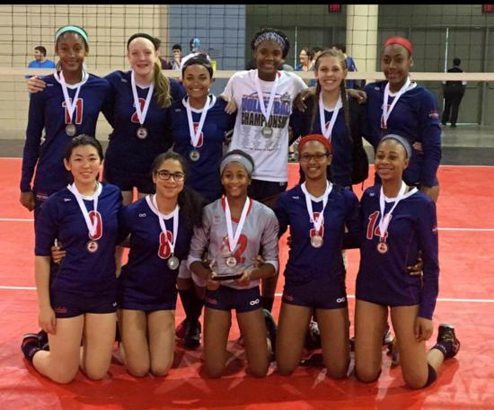 14T-2nd-S Altlantic Champion-15U Div.-2016