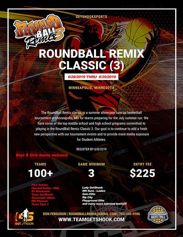 RoundBall Remix Classic 3 2019