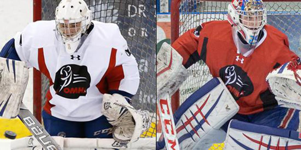 Omha Goalies Invited To Hockey Canada S Program Of Excellence Camp