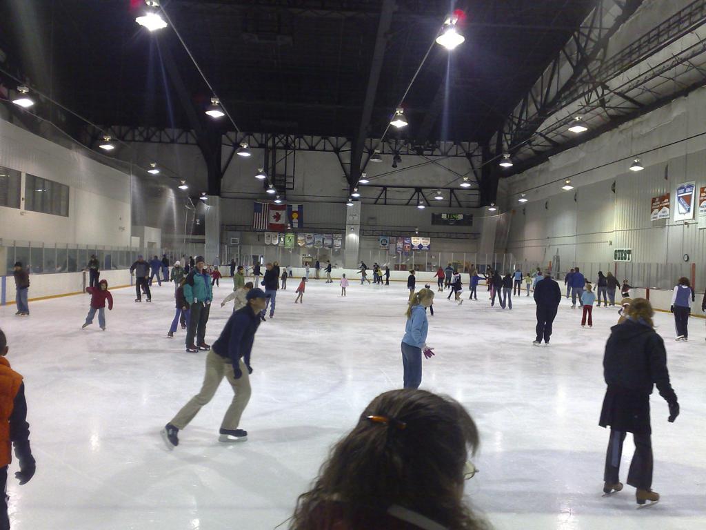 big bear ice arena