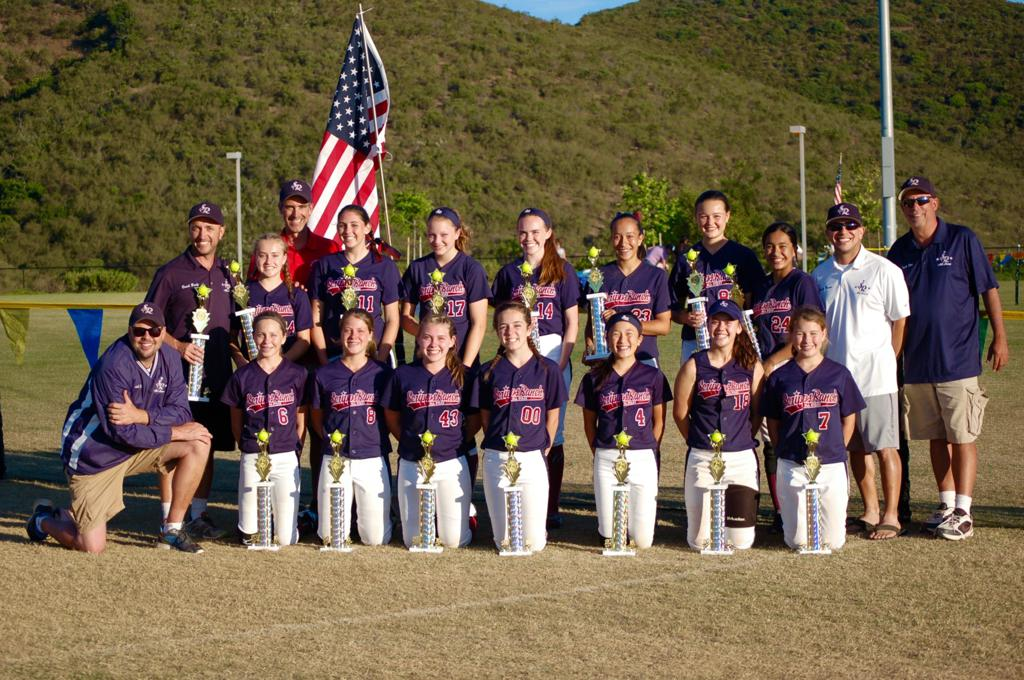 Congratulations for Scripps Ranch 14U