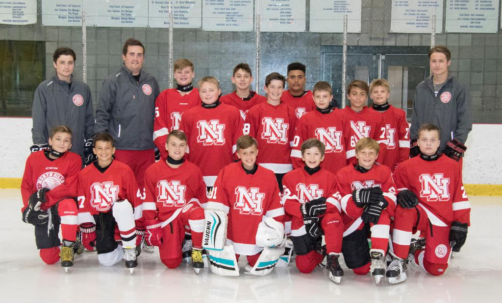 North Hills Independent Team 2019-2020