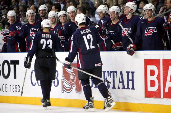 Team USA Opens With Win Over Norway