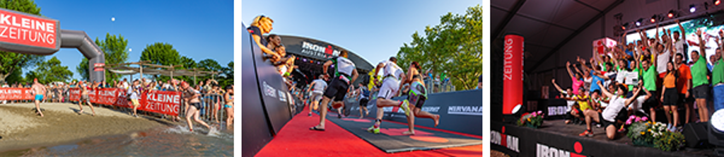 Kleine Zeitung Company Triathlon Highlights pictures