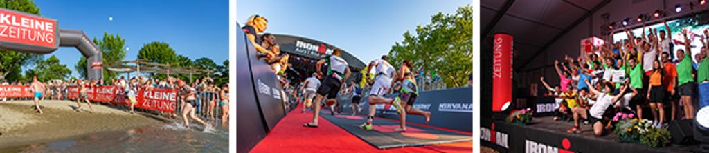 Kleine Zeitung Company triathlon highlights