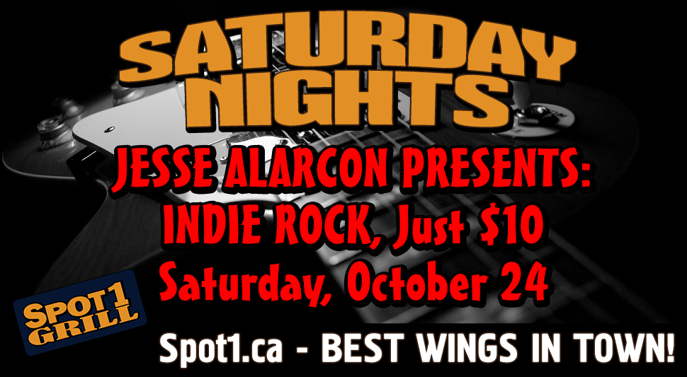 JESSE-ALARCON-PRESENTS--INDIE-ROCK-playing-live-at-brampton-restaurant-spot-1-grill