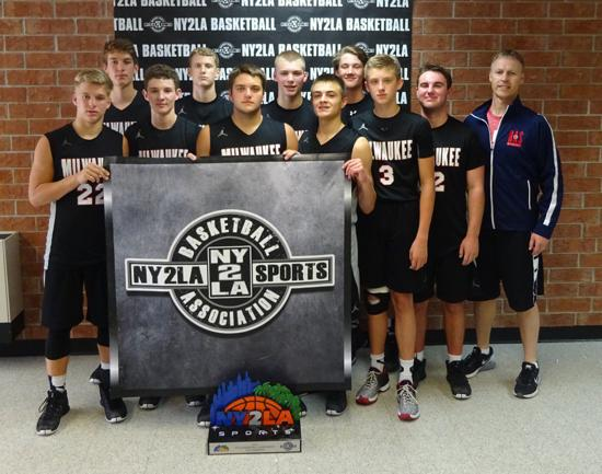 15U DOMASK WINS THE NY2LA ASSOCIATION CIRCUIT