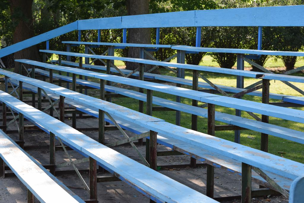 Current Bleachers