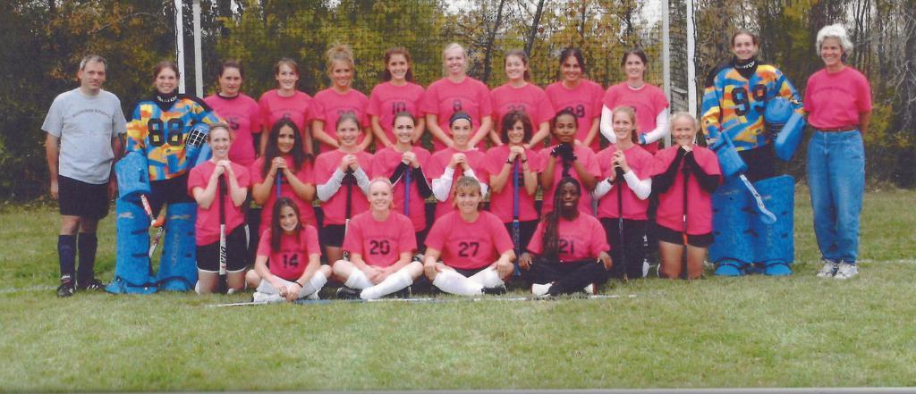 2005 team with Coach Leslie