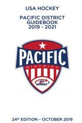 2019-2021 Pacific District Guidebook