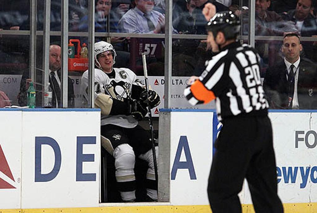 Eishockey Penalty
