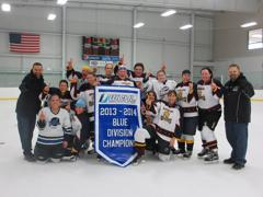 2014 WCHL Blue Division Champions