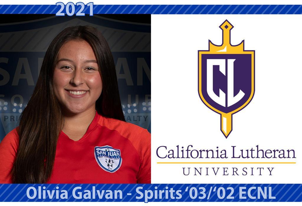 Olivia Galvan