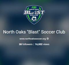 North Oaks BLAST Soccer Club Minnesota