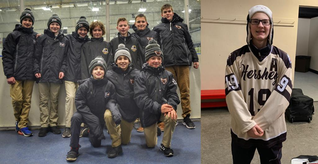 11 Jr. Flyers to play in Quebec International Pee Wee Tournament