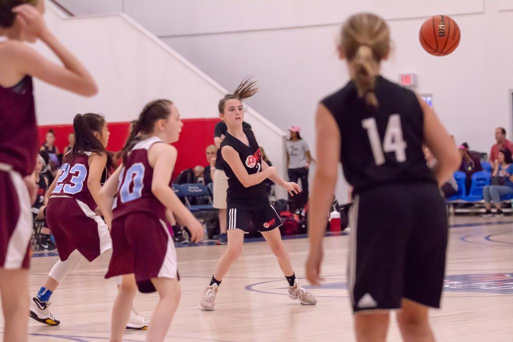 Comets Girls Basketball