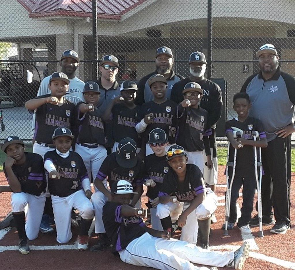 2019 Fall USSSA Halloween Havoc 11U Silver Division Champions