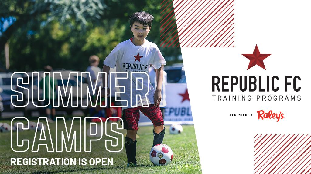 Summer Camps Registration is Now Open