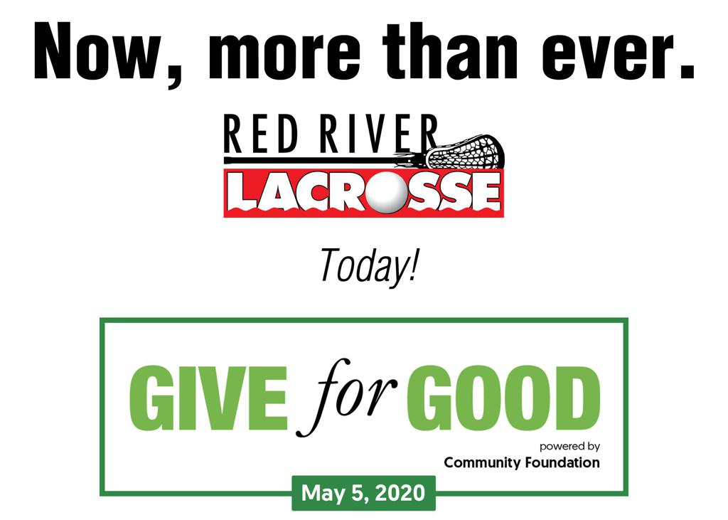 GIVE for GOOD is TODAY!