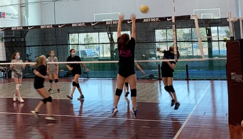 Developmental Volleyball - The EDGE Volleyball Club