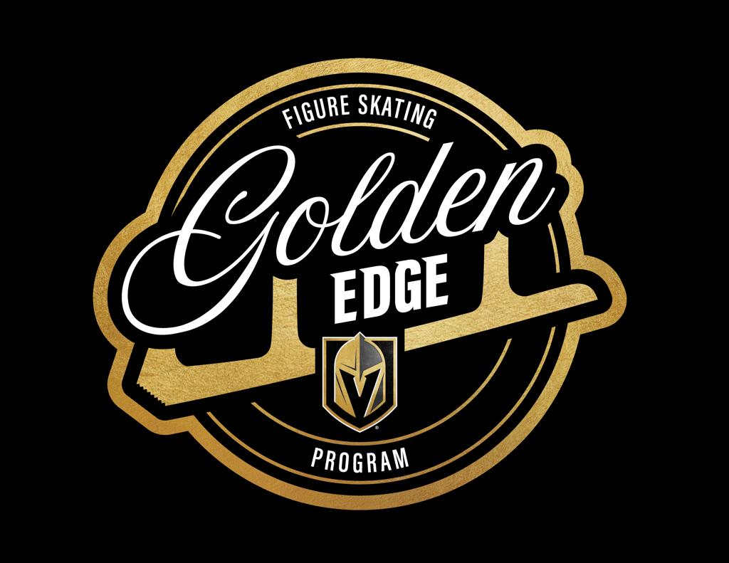 Golden Edge Figure Skating Program logo