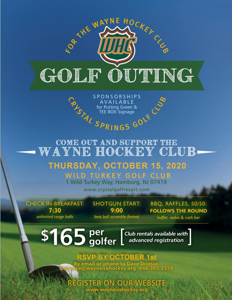WHC Annual Golf Outing
