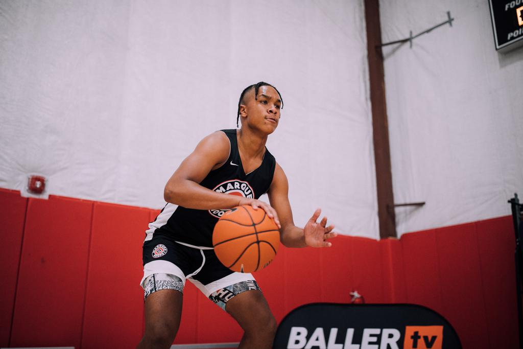 Christian Thomas is one of Maryland's top 2025
