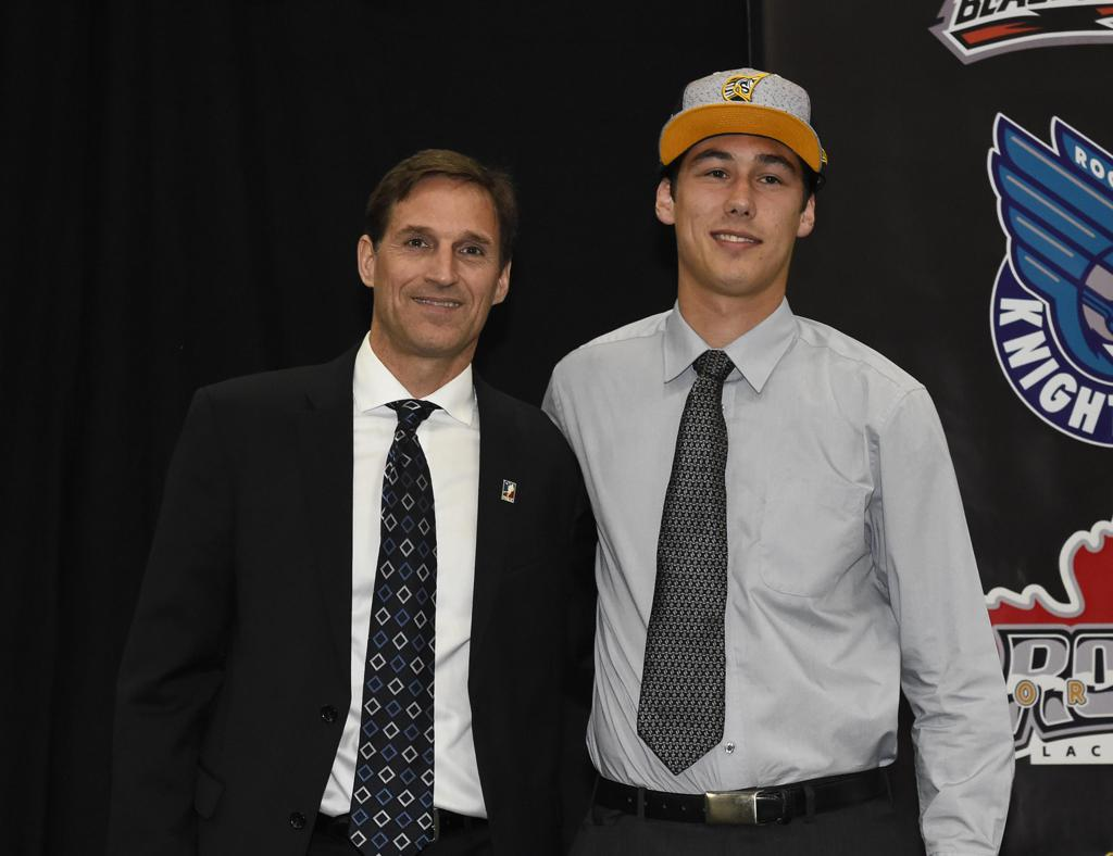 photos swarm draft picks transition player bryan cole no 4 overall pick