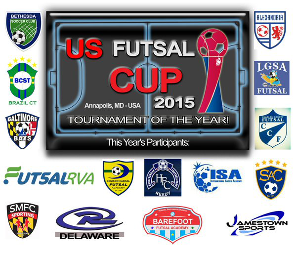 US Futsal Cup 2015 Tournament Of The Year