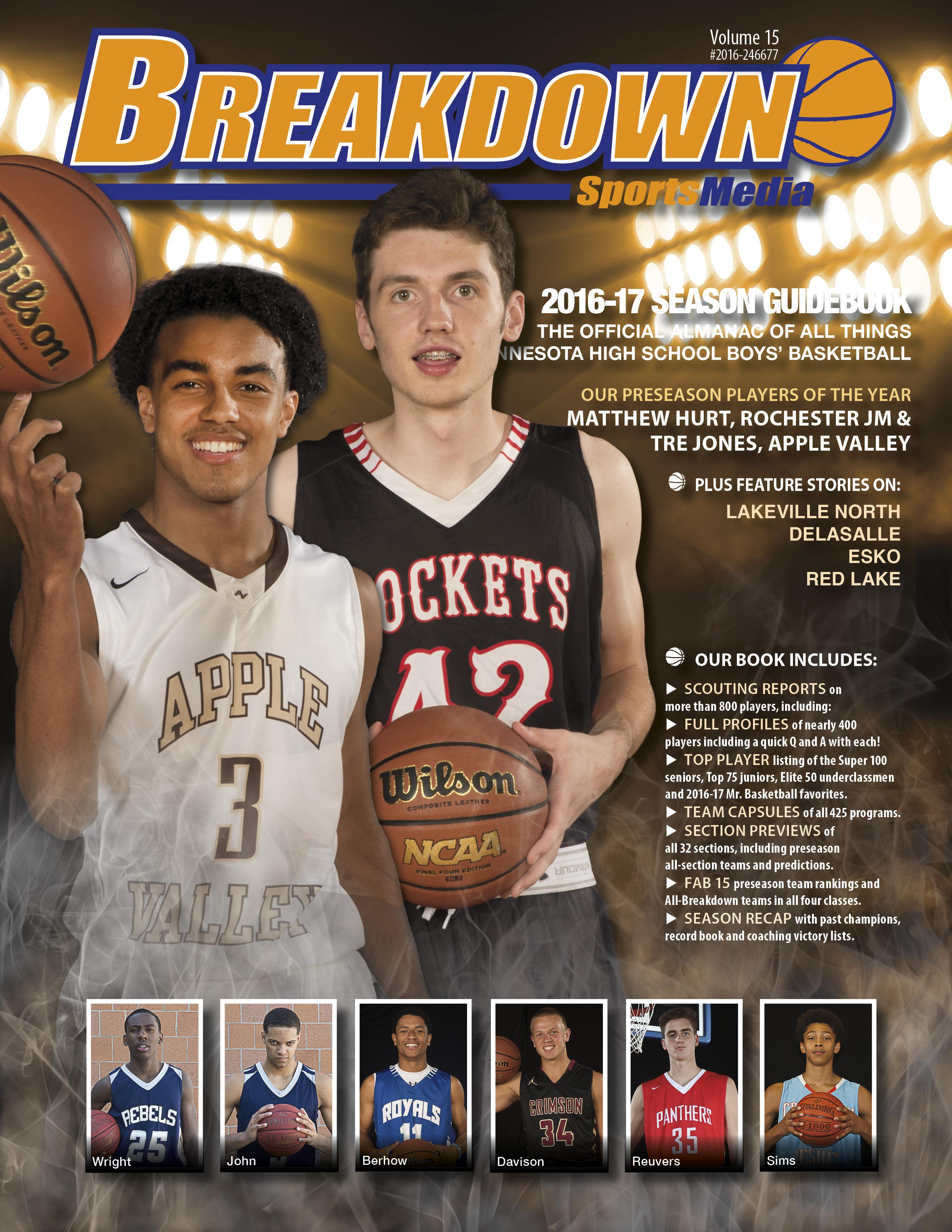 Basketball, 2016-17